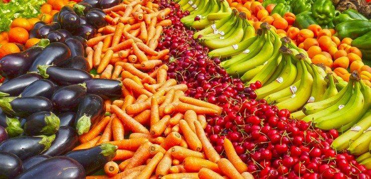 Gli alimenti per la perfetta abbronzatura