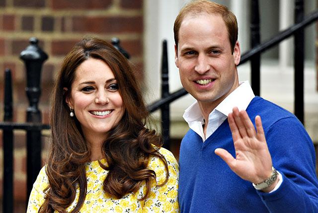 Kate Middleton ha partorito, è un maschio! E' nato il terzo