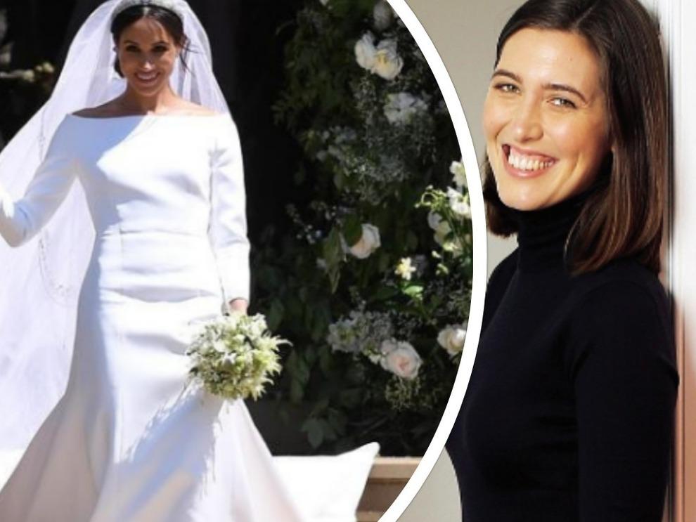 «E' identico al mio abito!», il vestito da sposa di Meghan Markle sarebbe stato copiato