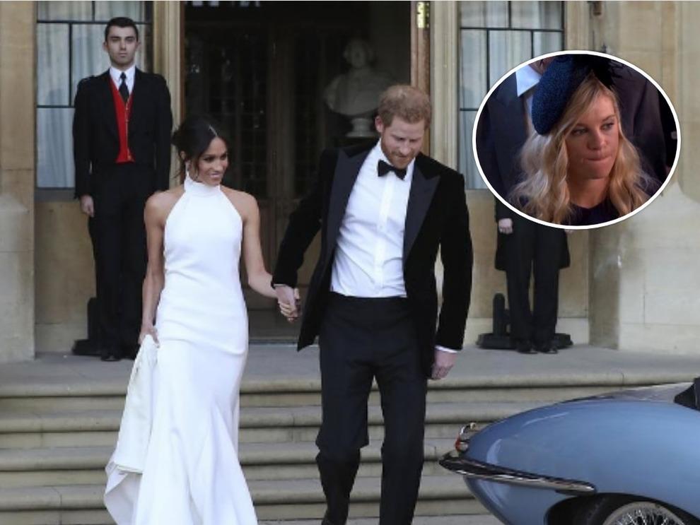 Meghan e Harry, il principe telefona all'ex fidanzata Chelsy: «Parole dolci...»