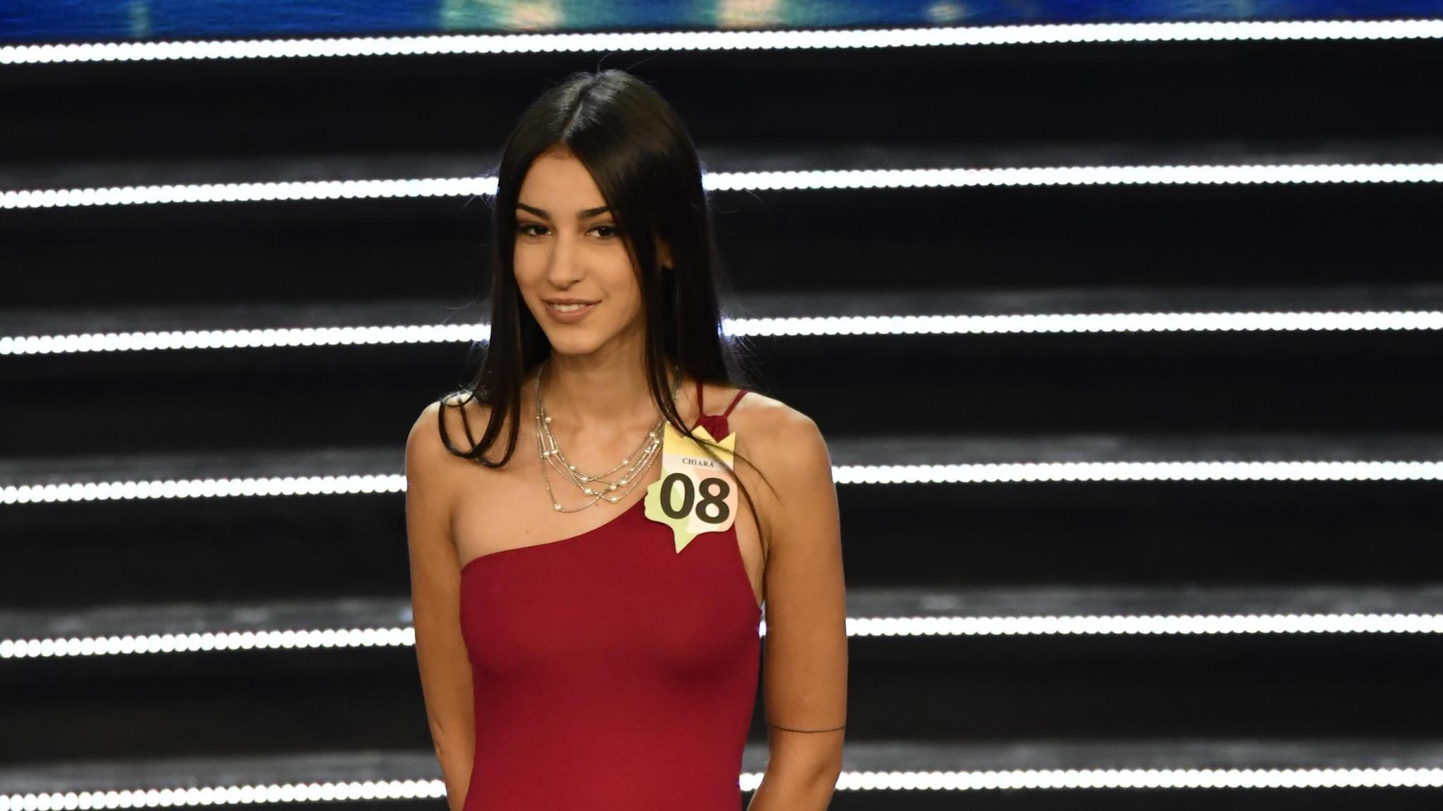 Miss Italia, Chiara Bordi arriva terza, Facchinetti accusa gli haters:«Siete dei Deficienti»