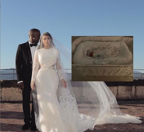 Kim Kardashian e Kanye West svelano il nome del quarto figlio