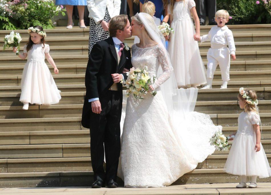 Gabriella Windsor si sposa, la cugina di Harry e William a nozze con l'ex di Pippa Middleton