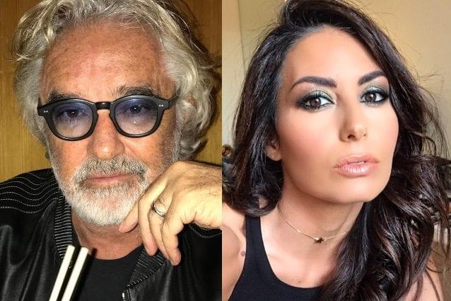 Elisabetta Gregoraci, di nuovo con Flavio Briatore dopo le accuse a Nicola Savino per