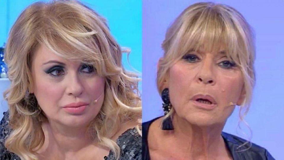 Uomini e donne, Tina Cipollari attacca Gemma Galgani: «Sei rifatta». Gli animi si scaldano e Maria De Filippi deve intervenire