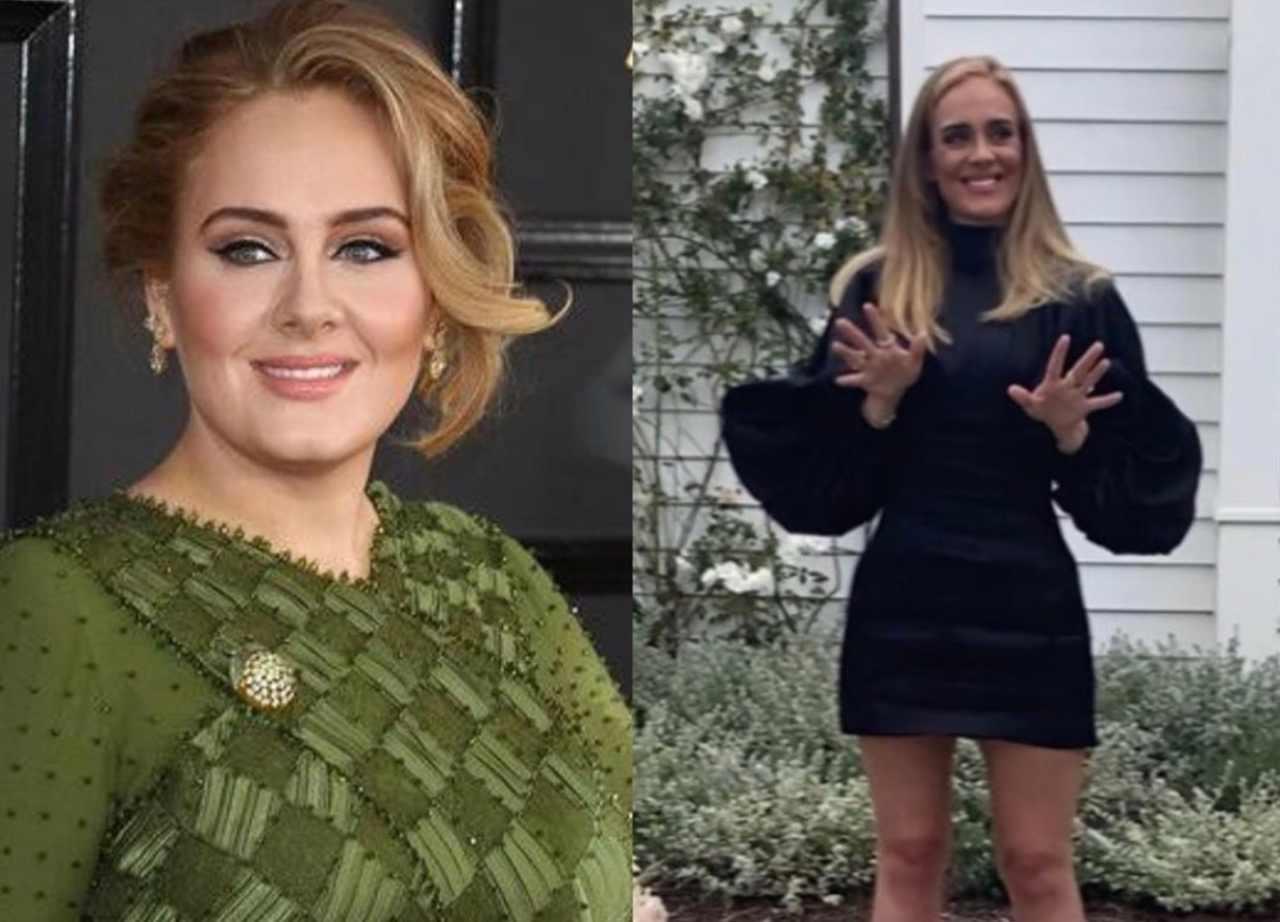 Adele e il dimagrimento da record, la nutrizionista della cantante rivela il suo segreto
