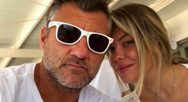 Christian Vieri compie 47 anni, Costanza Caracciolo lo festeggia così