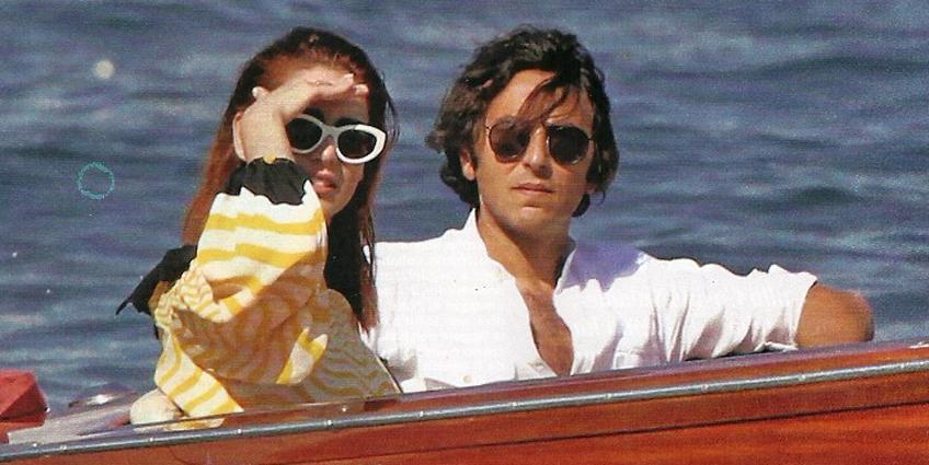 Miriam Leone col nuovo fidanzato