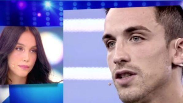 Paola Di Benedetto e l'ex fidanzato: