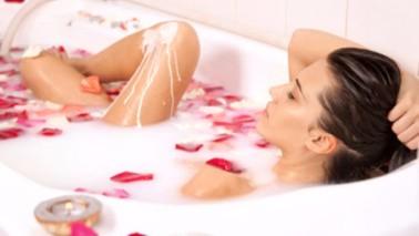 Come preparare un bagno rilassante in casa