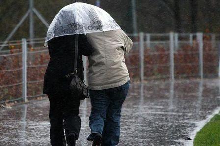 Meteo Ponte 25 aprile: temporali, vento e brusco  calo temperature