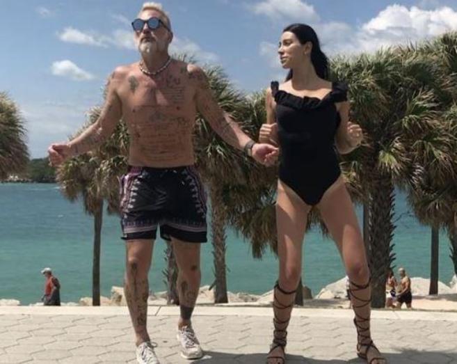 Gianluca Vacchi, video balletto virale nella nuova casa a Miami