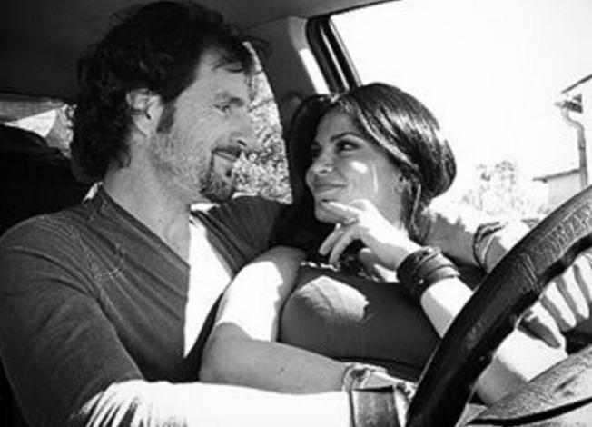 Laura Torrisi, selfie social con il fidanzato pilota