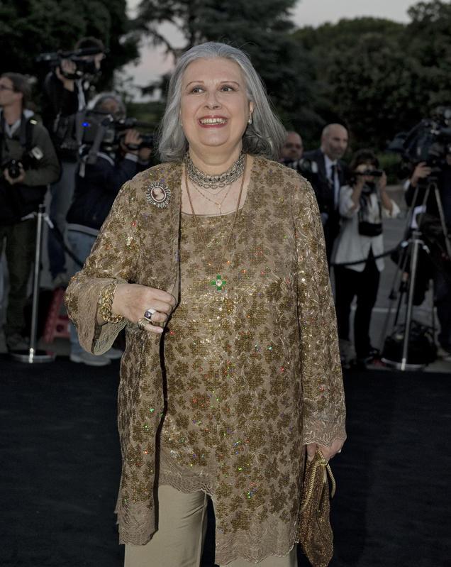 Addio a Laura Biagiotti, la stilista morta dopo un arresto cardiaco