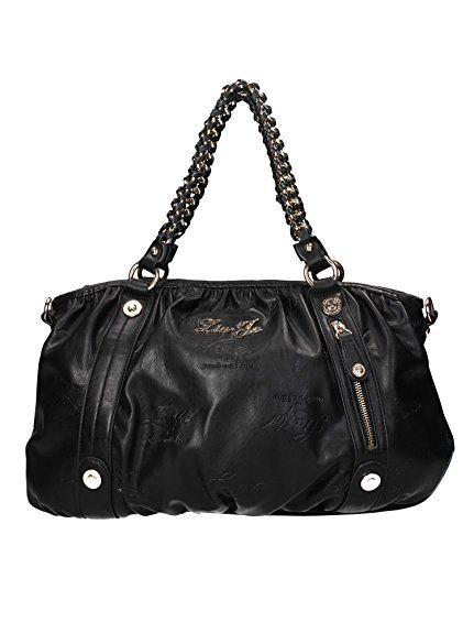 Borsa Liu Jo Kate Shopping colore nero 0c1ae5df19c