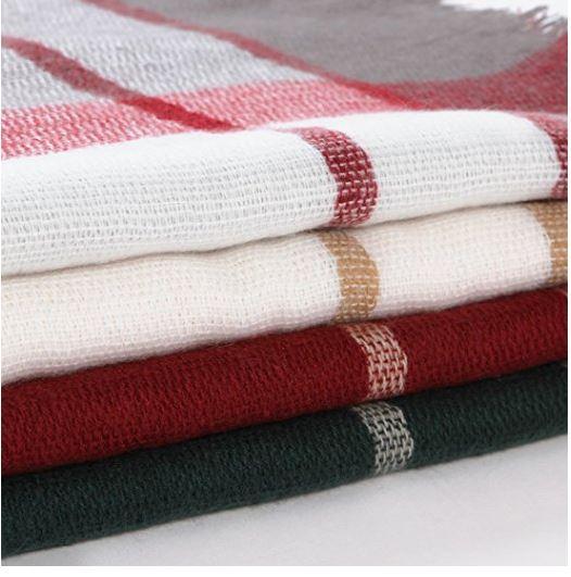 Sciarpa coprispalle invernale per donna vari colori a prezzo scontato