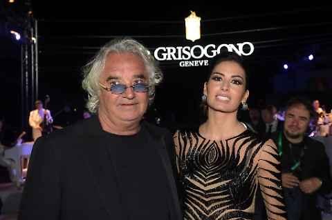 Briatore e la Gregoraci in crisi, Ambra single. Mika verso Sanremo, Daniele Liotti papà