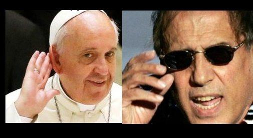 "Celentano contro Papa Francesco: ""Una svista su Medjugorje"""
