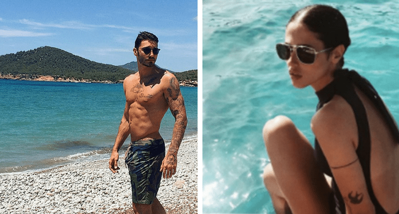 Stefano De Martino e il tatuaggio su Instagram, un messaggio per Gilda Ambrosio?