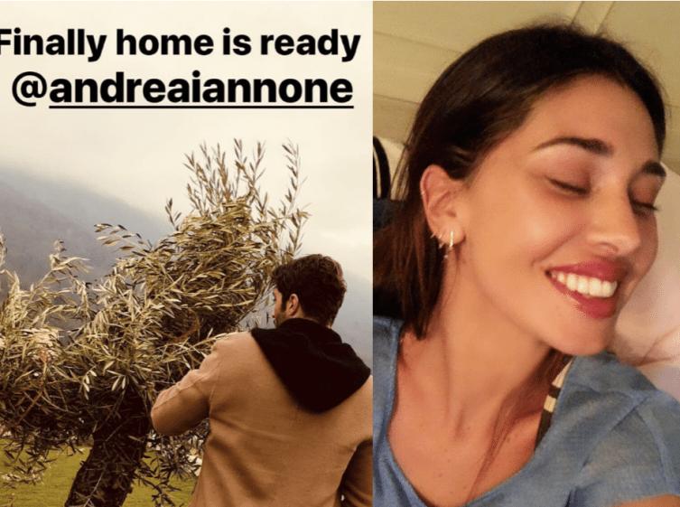 Belen e Iannone vanno a vivere in Svizzera: