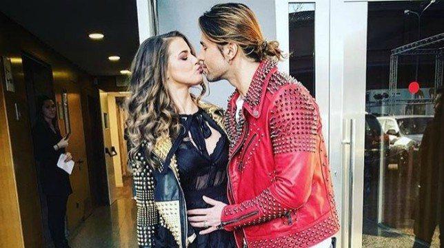 Ivana Mrazova e Luca Onestini a 'Verissimo': «Mi ha appiccicata al muro e mi ha baciato»