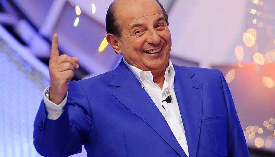 Giancarlo Magalli: «In Rai? Un buon 20% è raccomandato». Ecco cosa rivela sulle assunzioni