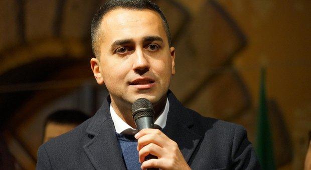 M5S, Luigi Di Maio si dimette: l'annuncio in riunione con i ministri pentastellati