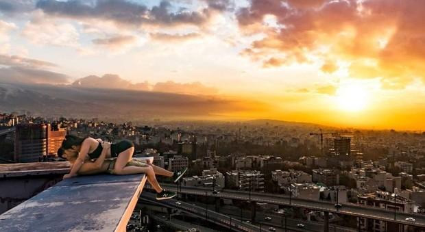 Iran, baci