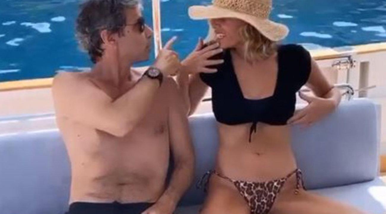 Alessia Marcuzzi e Stefano De Martino, lei smentisce il gossip: il video insieme al marito Paolo non lascia dubbi