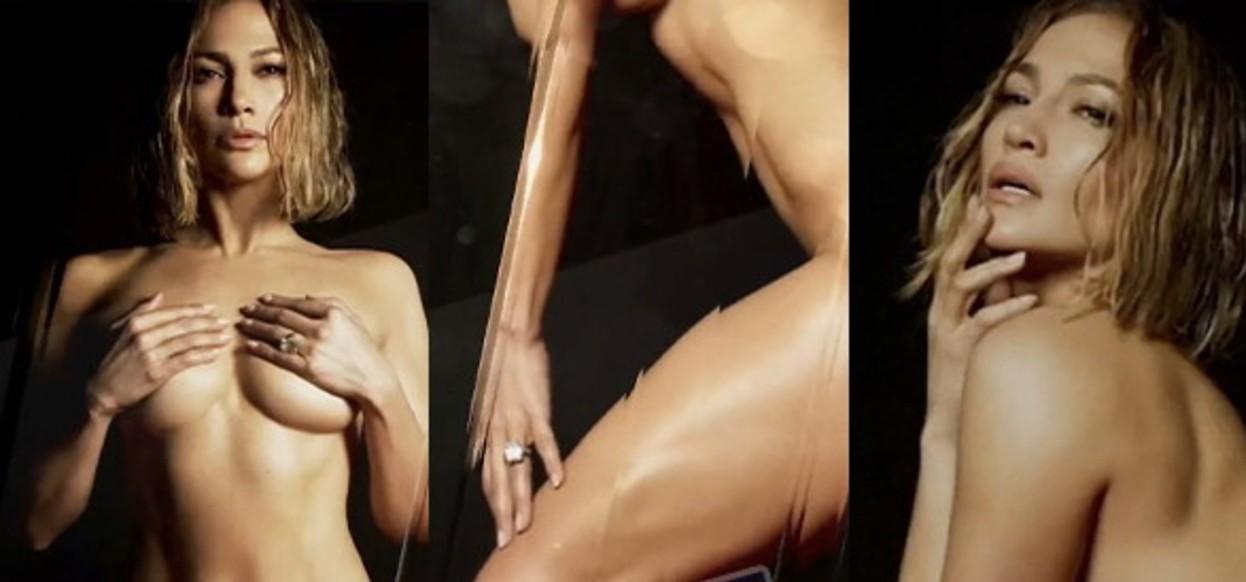 Accusata di usare il botox Jennifer Lopez non ci sta: