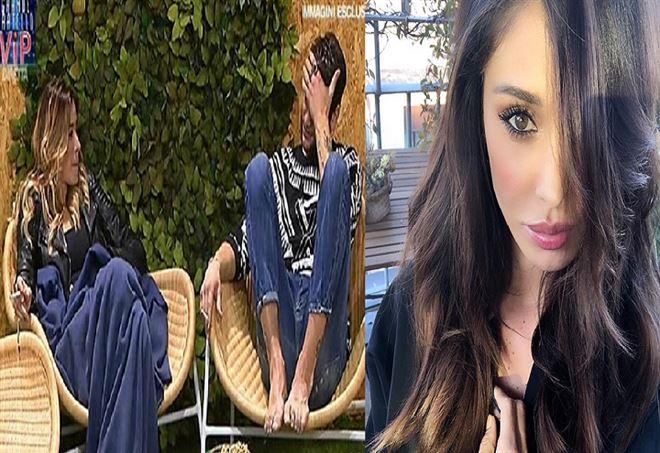 Aida Yespica e Jeremias Rodriguez insieme: la reazione di Belen è immediata