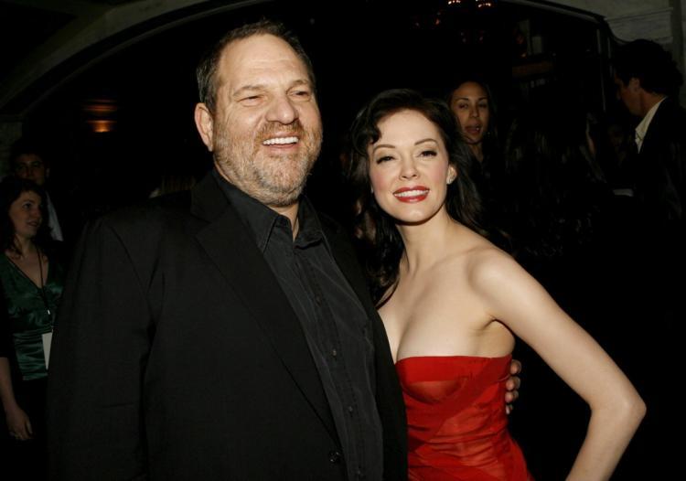 Arrestata Rose McGowan, la prima accusatrice di Weinstein