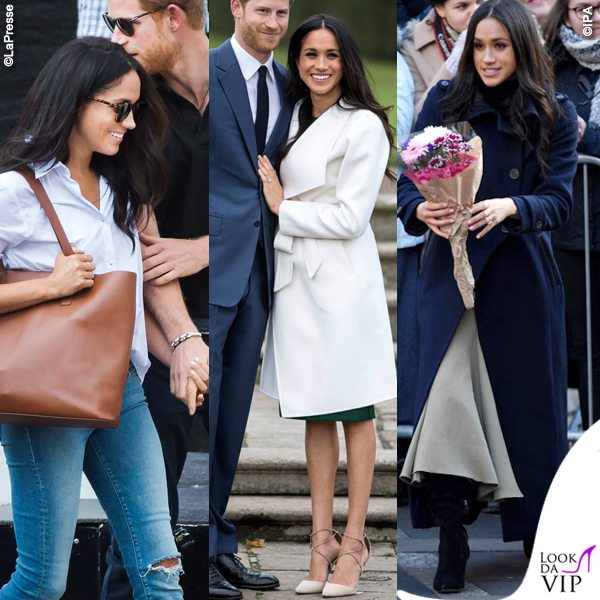 Meghan Markle da copiare: i 3 look iconici