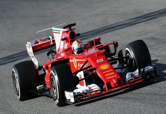 Formula 1, Vettel il più veloce nelle prime libere