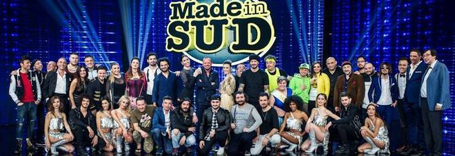 Made in Sud a Gigi D'Alessio, scatta la lite con Gigi e Ross