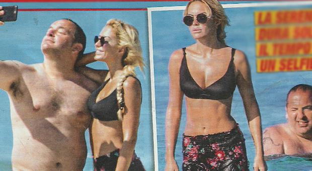 Elena Morali torna con Scintilla, fuga d'amore a Formentera: «Si è comportato da signore»