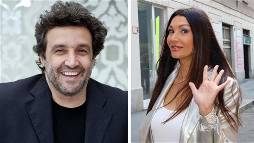 Vieni da me, Luisa Corna e la verità su Flavio Insinna: «Ecco cosa vuol dire lavorare con lui»