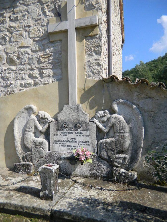 A Castelsantangelo sul Nera dormivano sereni...