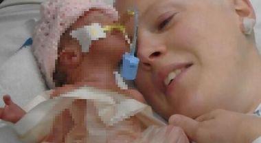 """""""Niente chemio, sono incinta"""" e i medici le danno 4 anni di vita, oggi Heidi è guarita dal cancro"""