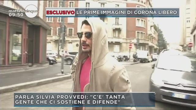 """Corona libero, in esclusiva le parole di Silvia Provvedi: """"C'è tanta gente che ci sostiene�"""