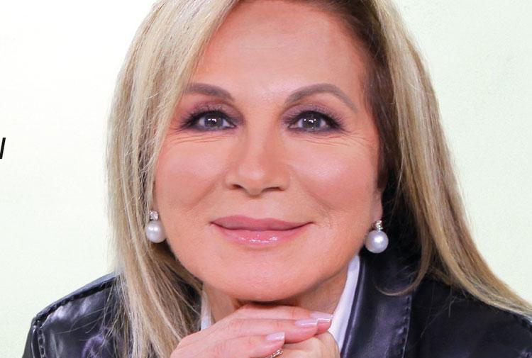 Rosanna Lambertucci ospite di Eleonora Daniele in lacrime ricorda l'ex marito e confessa «Ho perso sei figli»