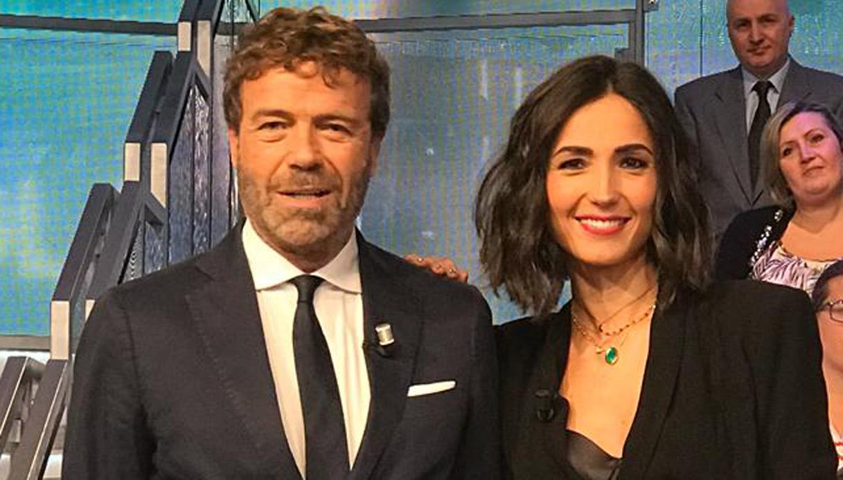 Massimo Ciavarro a Caterina Balivo: Ho iniziato a lavorare a 14 anni perché mio padre era appena morto e la mia famiglia aveva bisogno�