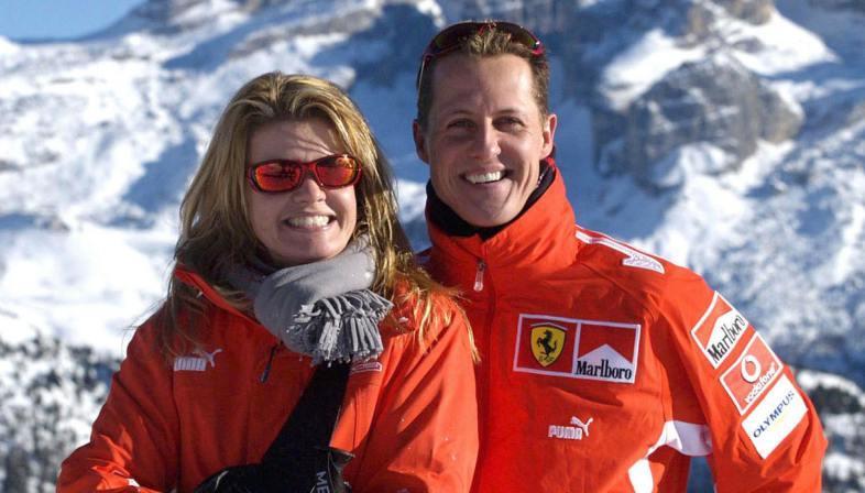 Michael Schumacher, la moglie Corinna rompe il silenzio: ecco cosa ha detto sulle sue condizioni