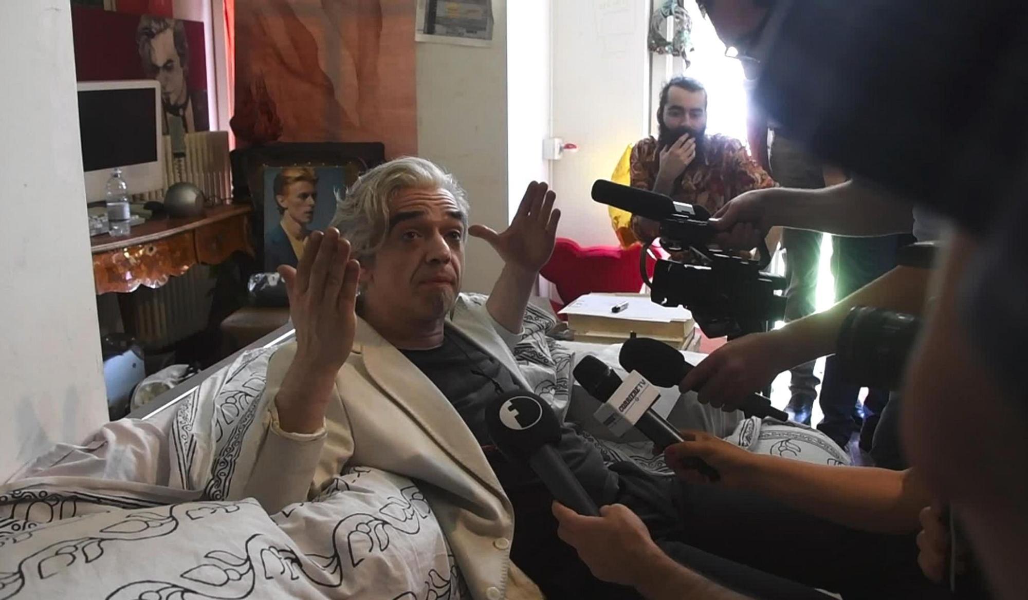 Morgan resta ancora nella sua casa: sfratto rinviato per motivi di salute