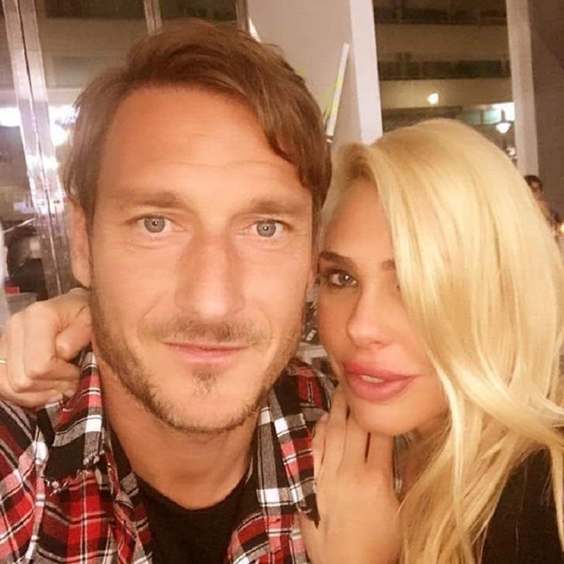 Eurogames, con Ilary Blasi anche Totti? La conduttrice risponde così