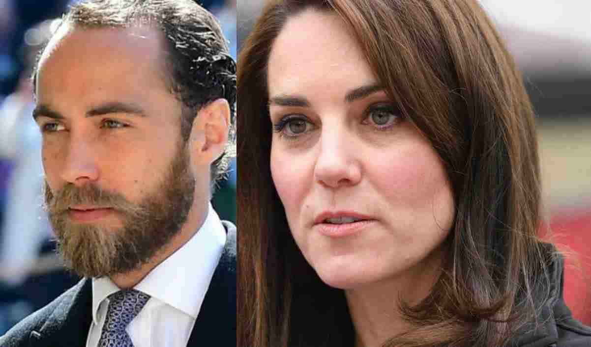 Kate Middleton, il fratello James rivela: «Ecco chi mi ha fatto uscire dalla depressione...»