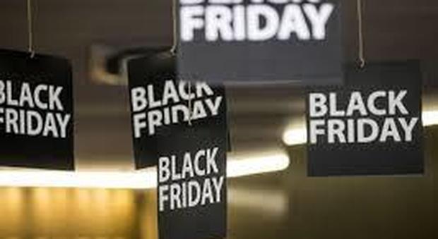 Black Friday, in arrivo il giorno di shopping più