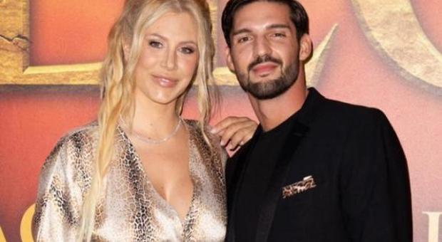 Paola Caruso, il gossip: «L'ex Moreno Merlo è stato con uno stilista famoso»