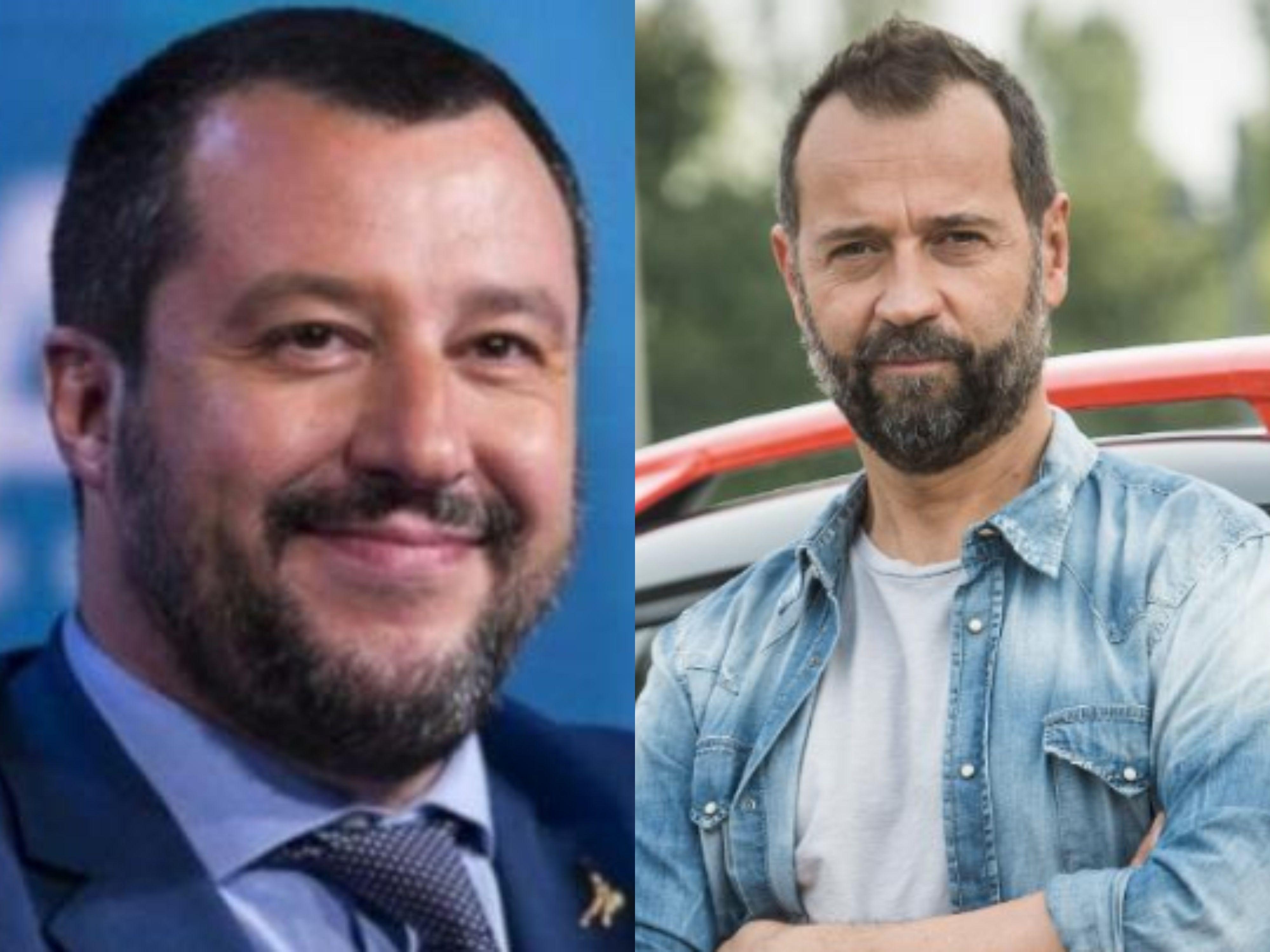 Salvini, Fabio Volo in diretta: «Vai a citofonare ai camorristi se hai le palle str***o senza palle». Bufera su radio Deejay