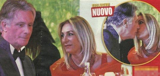 Uomini e donne, Giorgio Manetti e i baci alla fidanzata Caterina: «Gemma Galgani? La gente non è stupida»